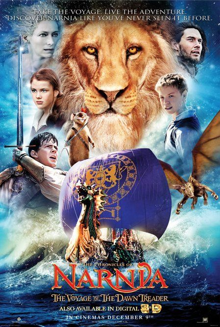 Narnia - The Voyage of the Dawn Treader