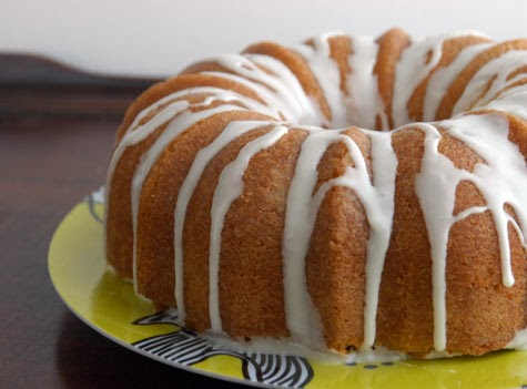 Carol S Food Bites Lemon Pound Cake