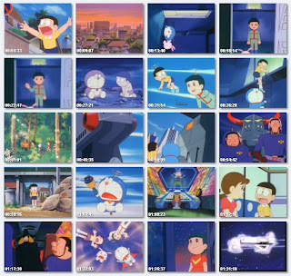 Download Doraemon and the Records of Nobita Spaceblazer (1981)