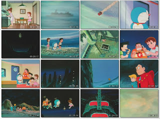 Download Nobita and the Castle of the Undersea Devil (1983)