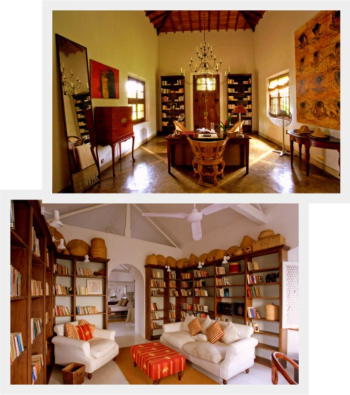 An Indian Summer: Colonial Interiors
