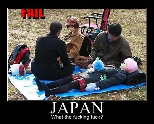 Funny Japan Ads