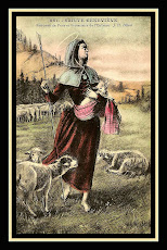 St. Genevieve , my patron saint for 2009.  Saint Genevieve,  Pray For Us.