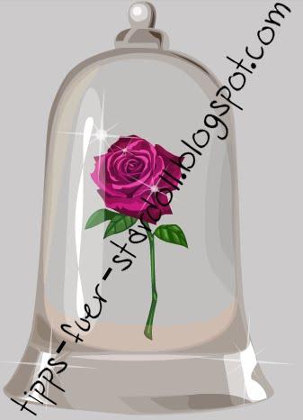stardoll geschenkcodes gratis rose im glas. Black Bedroom Furniture Sets. Home Design Ideas