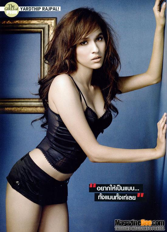 Asian Cute Idol Yardthip Rajpal, Fhm Magazine-5682
