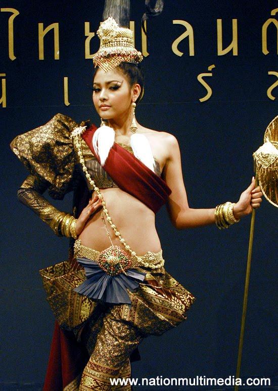 japanese girls gallery: Miss Thailand Universe 2010 ...