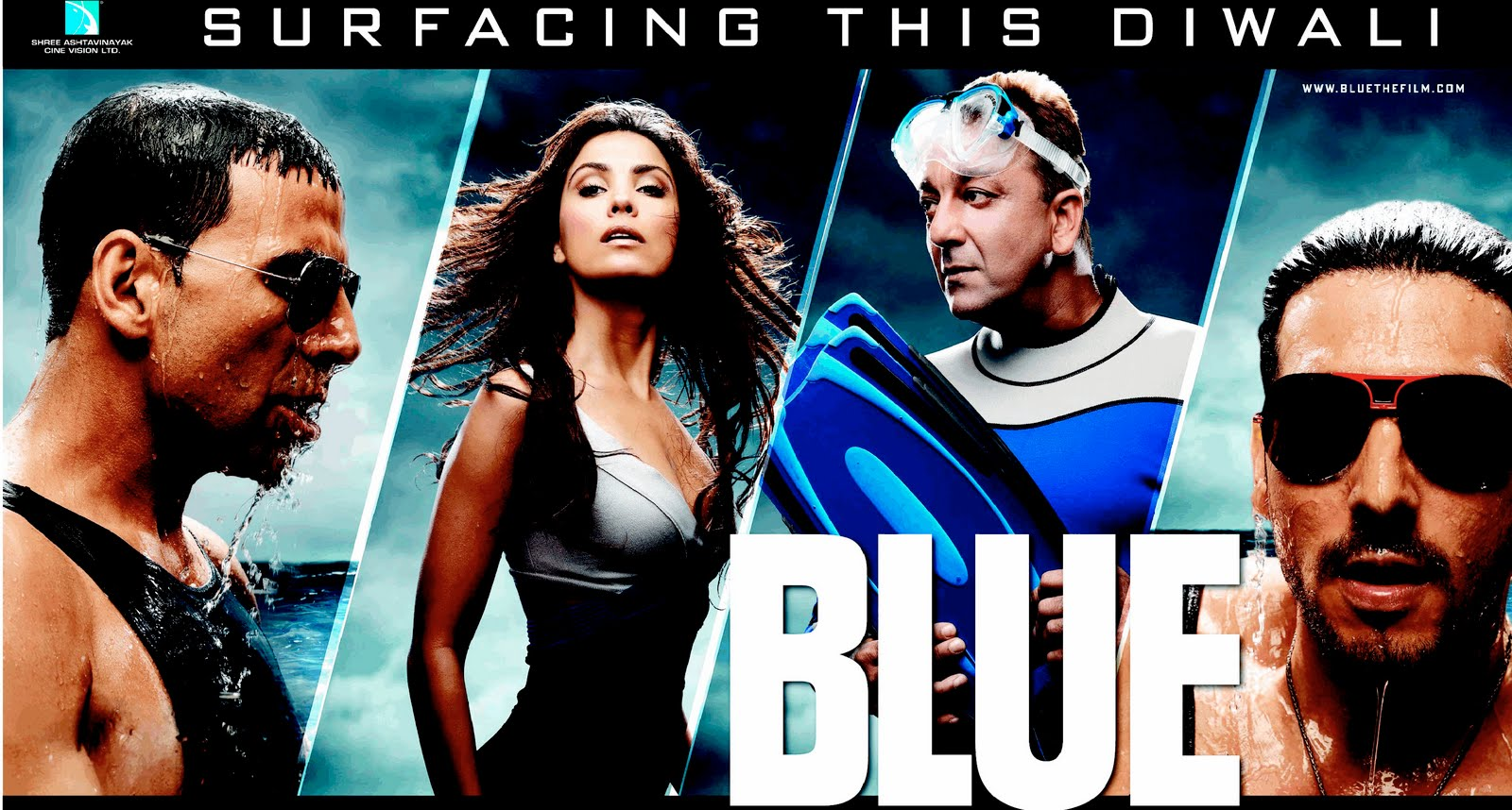 Watch Online Free Bollywood, Hollywood Movies Blue 2009 -1363