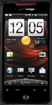HTC Incredible Phone