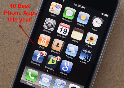 Best iPhone Apps.