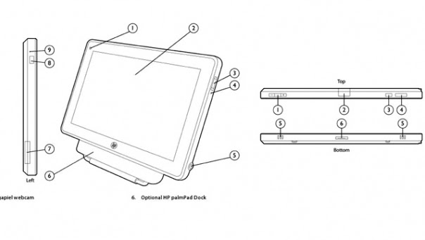 PalmPad Specifications Leaked, an iPad competitor ~ Latest
