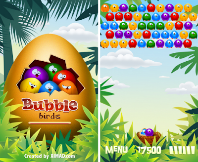 Bubble Birds Free for Windows Phone 7
