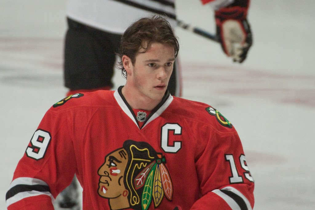hockey for the ladies western conference hottie jonathan toews