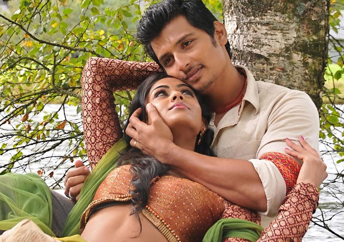 cute photos jeeva and karthiga from ko movie photos