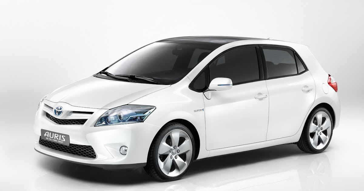 automotive car pictures the new toyota auris 2010 with. Black Bedroom Furniture Sets. Home Design Ideas