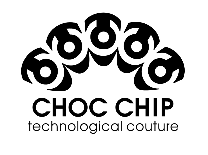 CHOC CHIP Technological Couture Laptop Bags: 2008-09-07