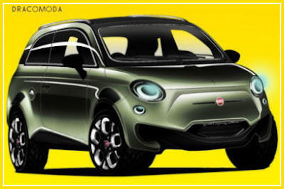5ooblog fiat 5oo new fiat 500 suv. Black Bedroom Furniture Sets. Home Design Ideas