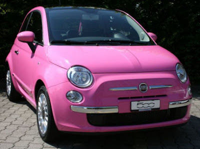 5ooblog fiat 5oo new fiat 500 so pink