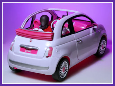 5ooblog fiat 5oo new fiat 500 barbie car. Black Bedroom Furniture Sets. Home Design Ideas