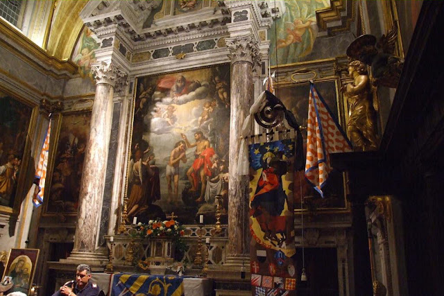 Palio di Siena, igreja, a cidade medieval