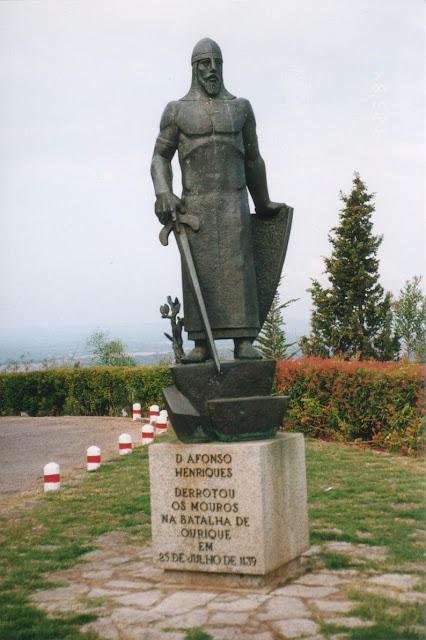 Alfonso Henriques, Alentejo