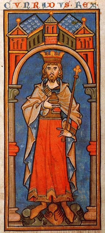 Conrado III imperador, Chronica Regia Coloniensis (s 13)