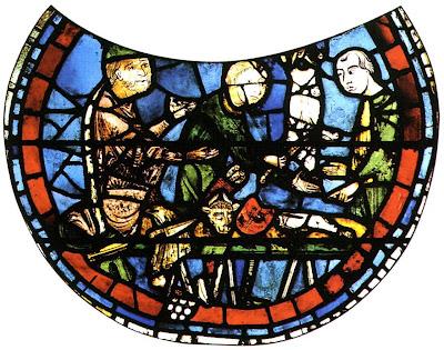 Acougueiros, catedral de Chartres