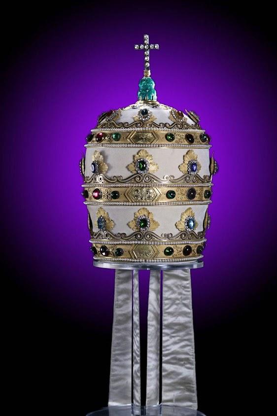 Tiara de Pio VII