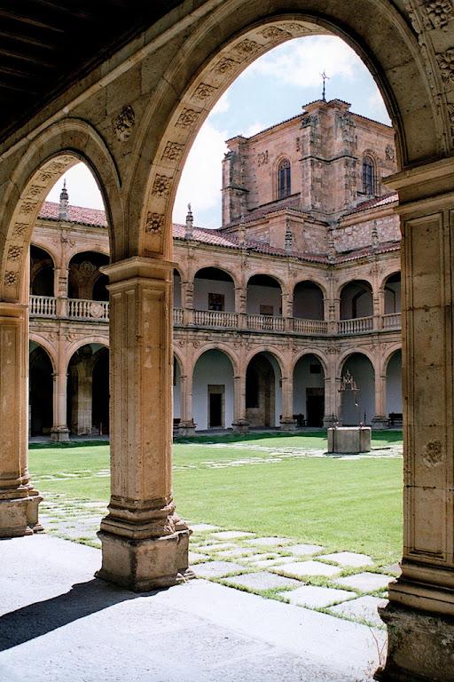 Universidade de Salamanca, Espanha