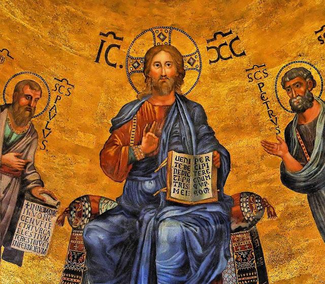 Jesus Cristo, San Paolo fuori le mura, Roma