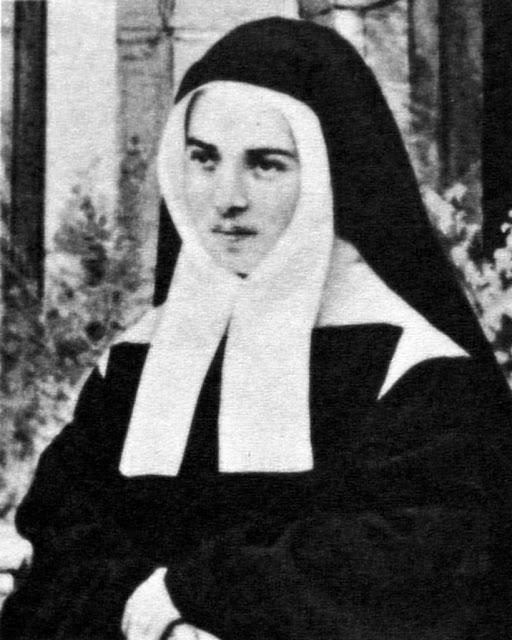 Santa Bernadette, religiosa em Nevers