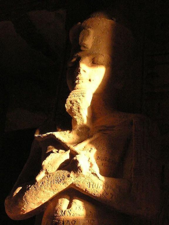 Abu Simbel, templo de Ramsés II. Quem eram os egípcios?