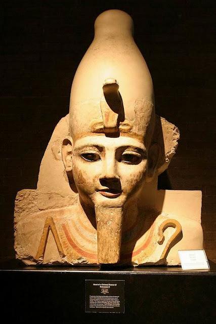 Faraó, Museu da Universidade de Pennsylvania