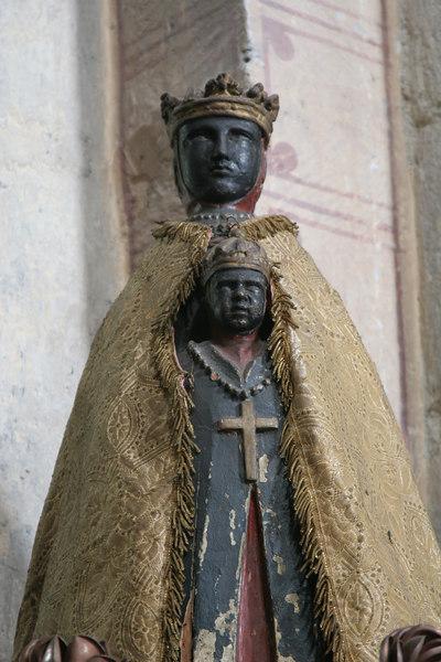 Virgem das Cruzadas, Thuret(Puy-de-Dome)