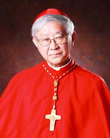 Cardeal de Hong Kong, D.Joseph Zen apelou bispos e padres a cessarem o colaboracionismo com a ditadura socialista