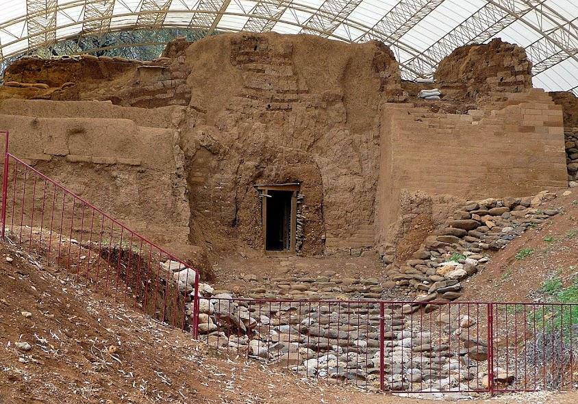 Porta de Abraão, Tel Dan, Terra Santa