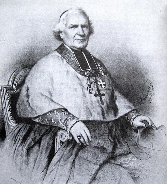 Mons Thibauld, bispo de Montpellier, foi dos primeiros a ficar convencido