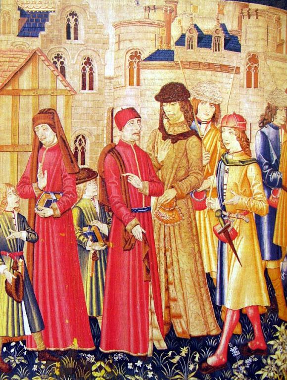 Nas relações de trabalho exigia-sse retidão moral, reciprocidade e serviço mútuo. Os nobres tinham mais e maiores obrigações que lhes eram cobradas com força