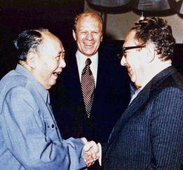 Conselho de Mao para tratar o Ocidente: