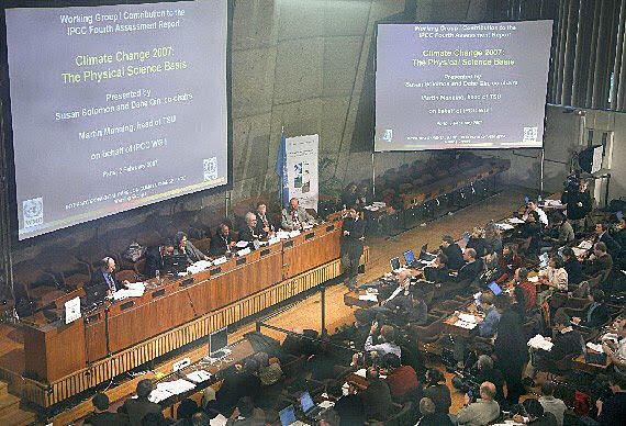 Má fé prepara autoridade política mundial ambientalista todo-poderosa(Haroun Tazieff)