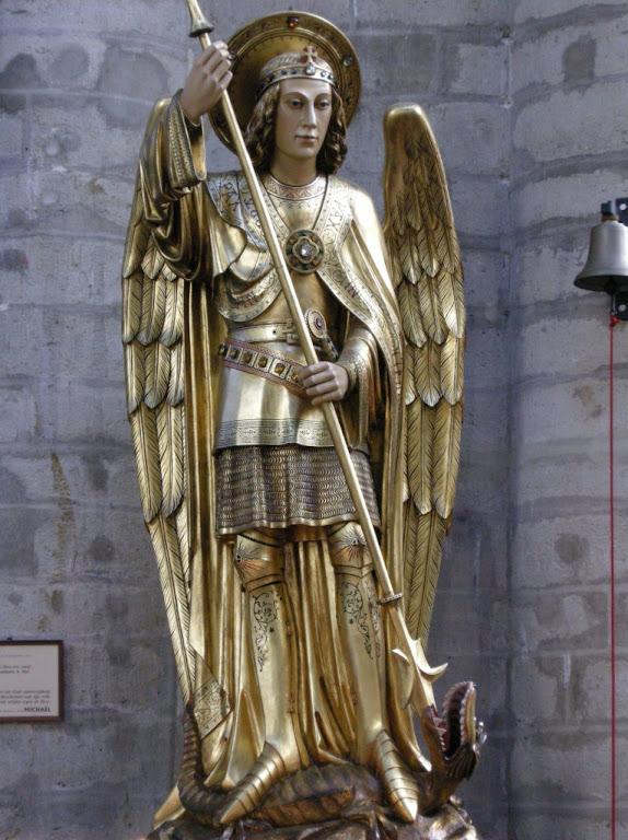 São Miguel Arcanjo, catedral de Bruxelas