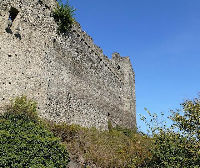 Ruínas do castelo de Hohenstein