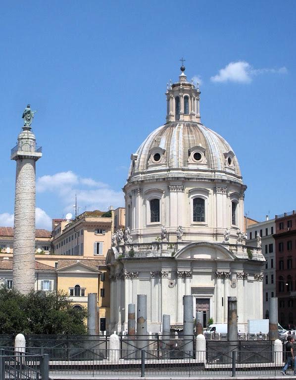 Igreja do Santíssimo Nome de Maria, Roma
