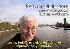 Prof. Philip Stott, do Departamento de Biogeografia da Universidade de Londres: