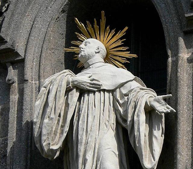 São Bernardo de Claraval, igreja de Zwettl, ©Wolfgang Sauber.