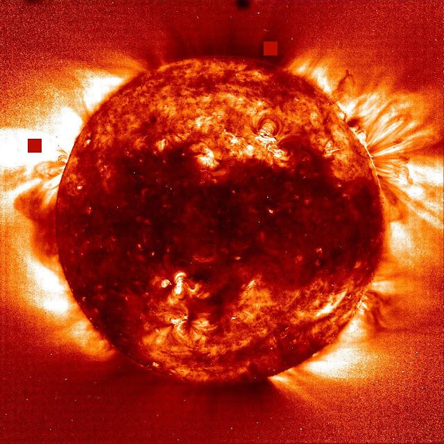 O sol é o que determina o aquecimento maior ou menor da Terra.