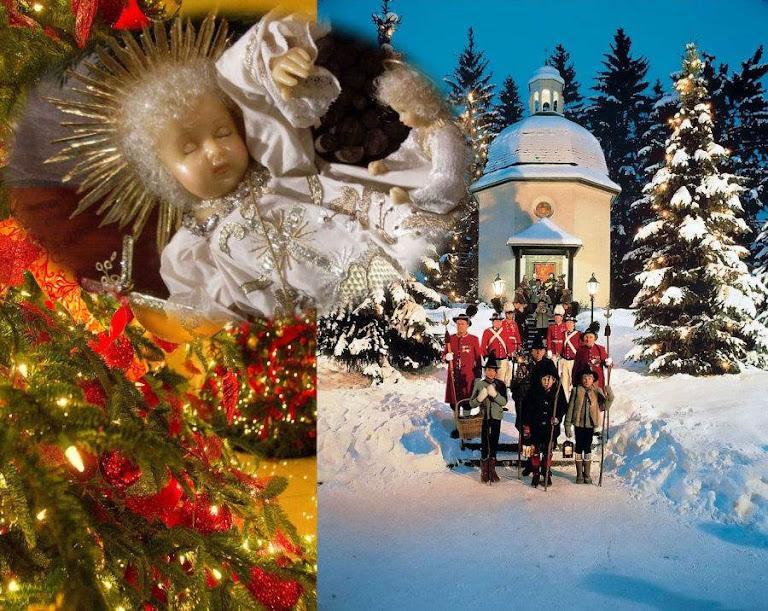"""Capelinha de São Nicolau, Oberndorf (Áustria), onde nasceu """"Noite Feliz"""""""