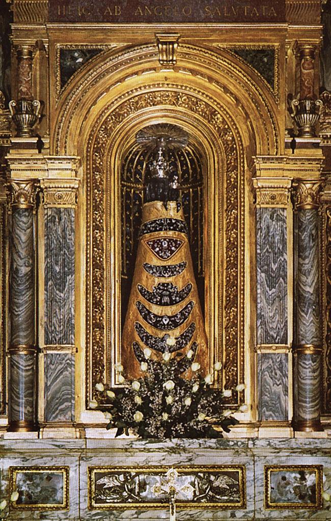 Orações E Milagres Medievais A Santa Casa De Loreto 2