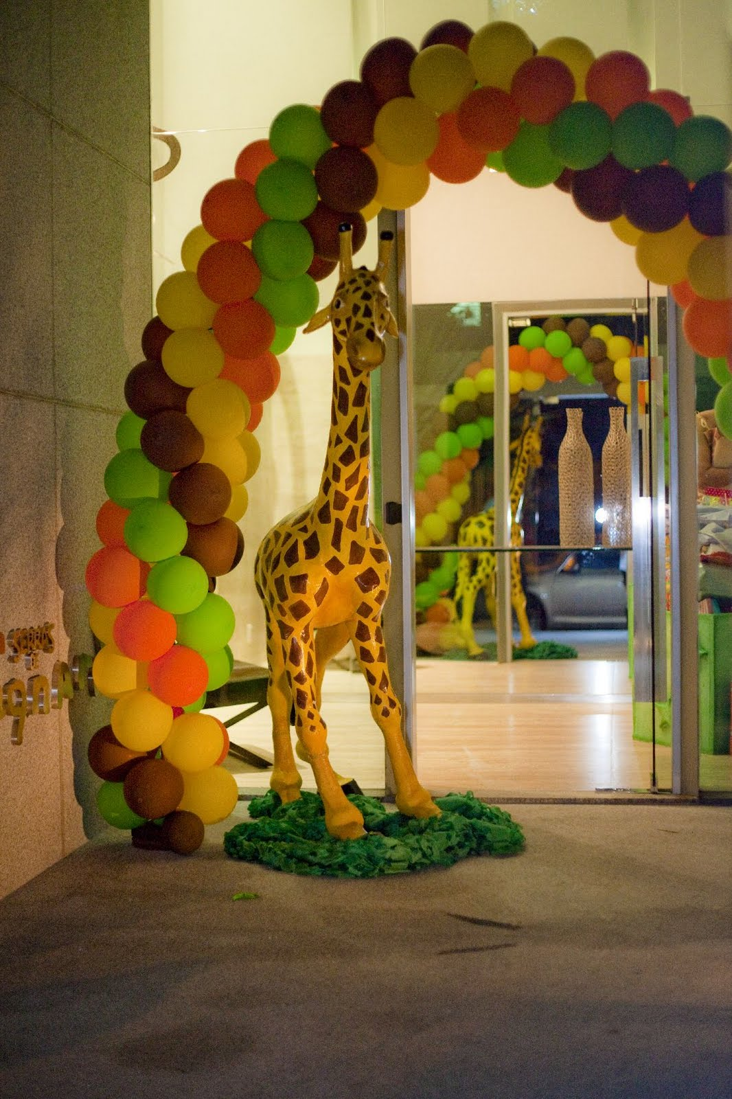 Diary Lifestyles Kids Jungle Party Ideas
