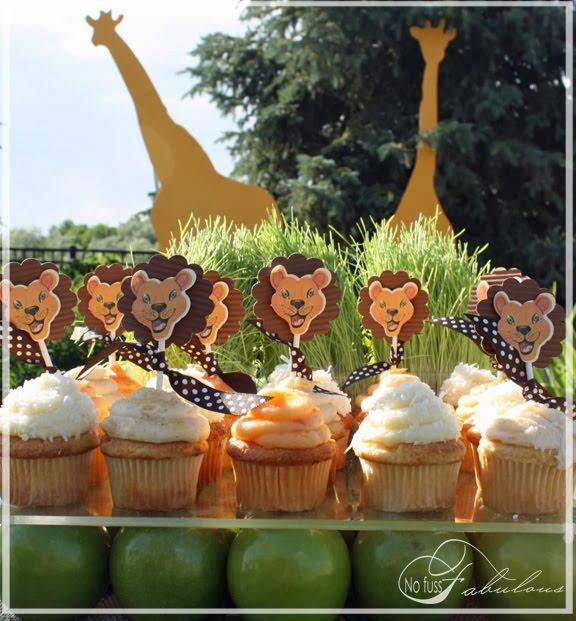 World Of Arts For Children 1st Year Birthday Safari
