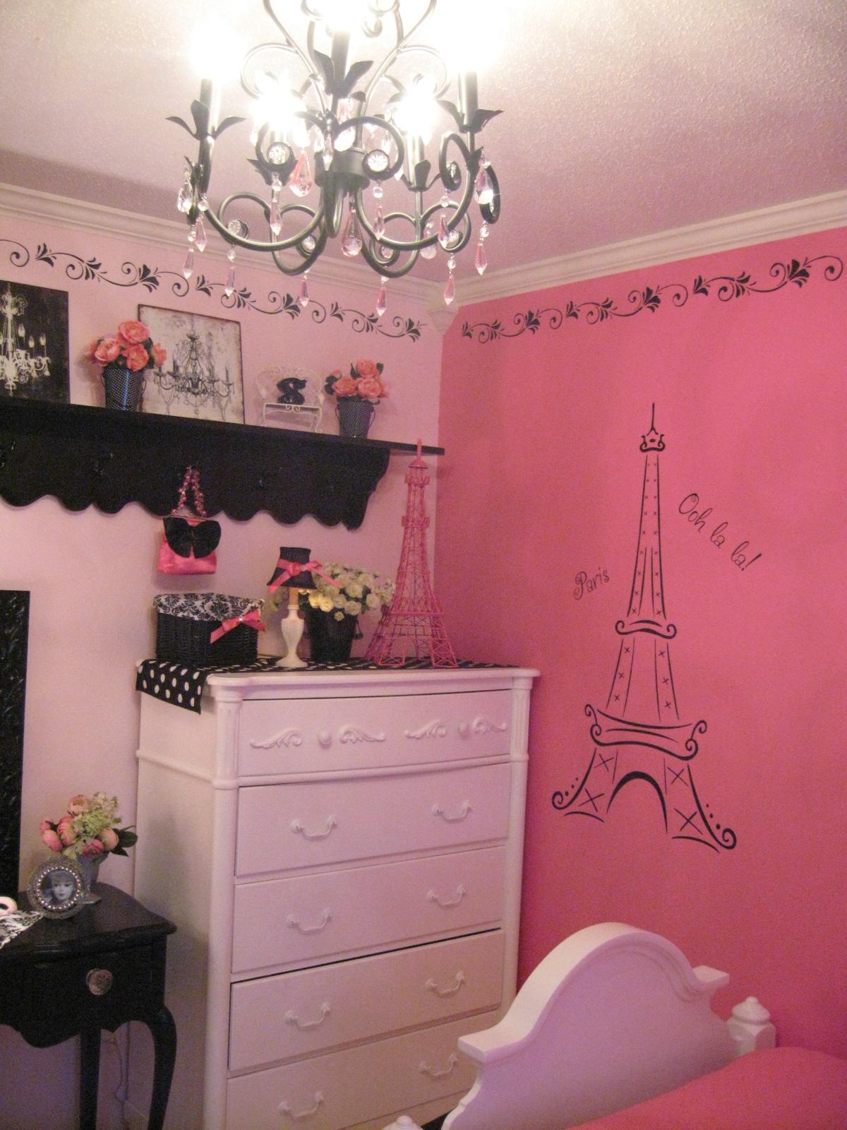 Vintage Barbie Parisian Room Design Dazzle